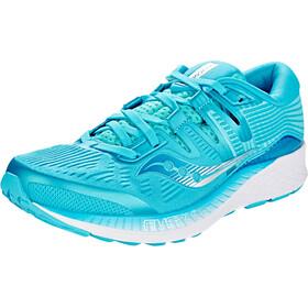 saucony Ride ISO Zapatillas Mujer, blue